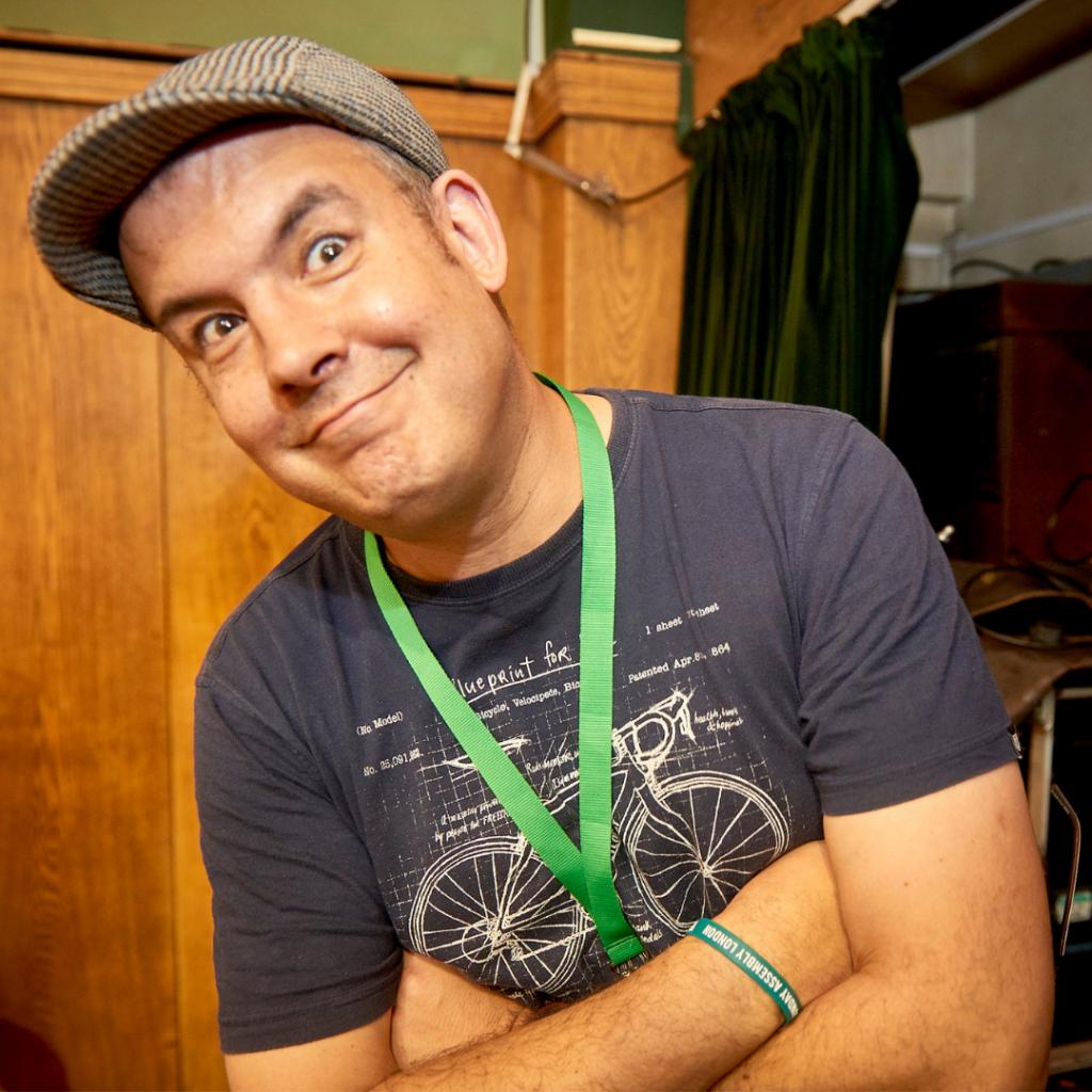 Photo of Matt Lockwood