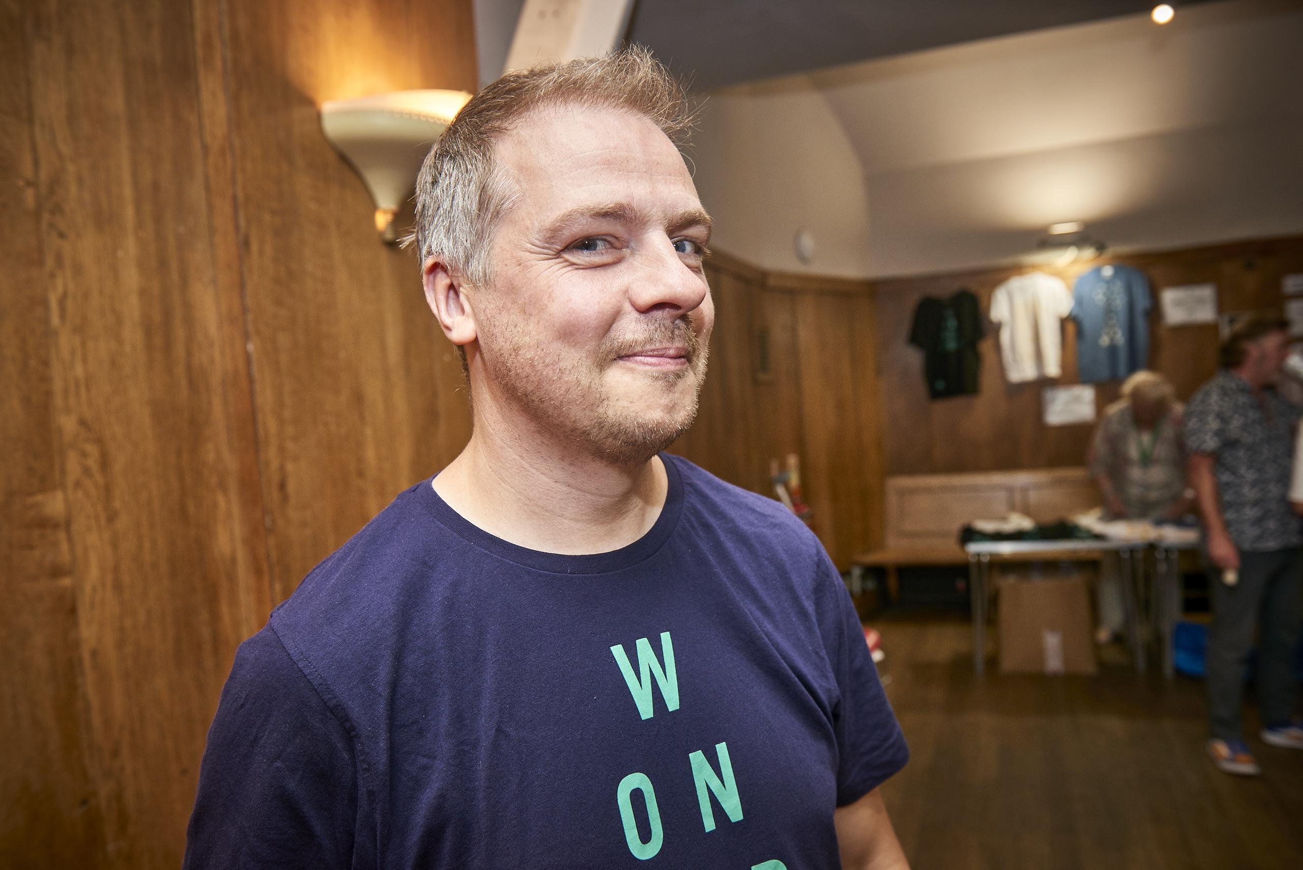 Photo of Stuart Holdsworth
