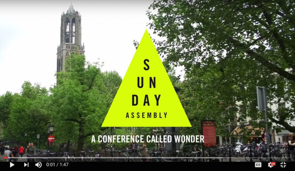 A Conference Called Wonder, Utrecht